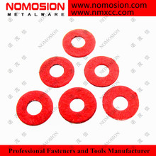 Factory supply various Red paper shim /paper washer
