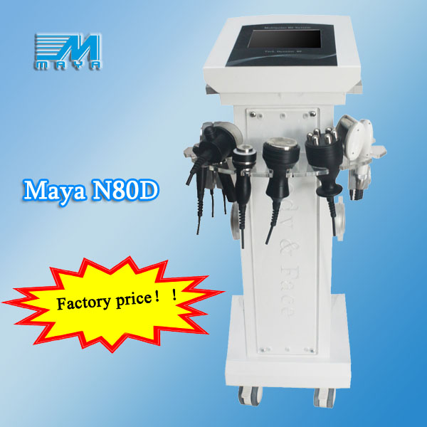 MY-N80D kavitation shaping ultrasonic fat burning slimming cellulite(CE Approved)