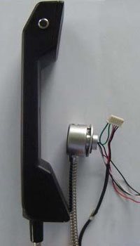 Zhejiang XL Model A04 Voip/GSM/Analogue port telephone handset