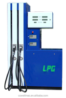 LPG dispenser used in oil station