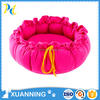 cheap decorative design indoor dog house bed pet cat bed luxury pet dog beds