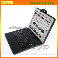 high quality USB micro USB 7 inch keyboard case for android tablet