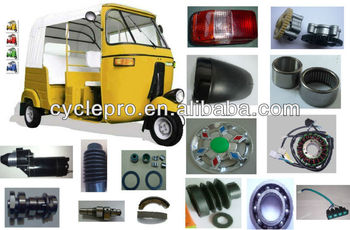 BAJAJ THREE WHEEL SPARE PARTS