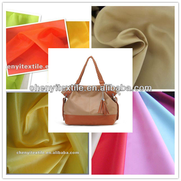 solution dyed polyester fabric