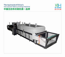 single color roll to roll Ferro cement decorating machine