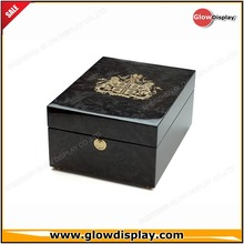 GlowDisplay Wood Luxury Boxes for Clive Christian Perfume