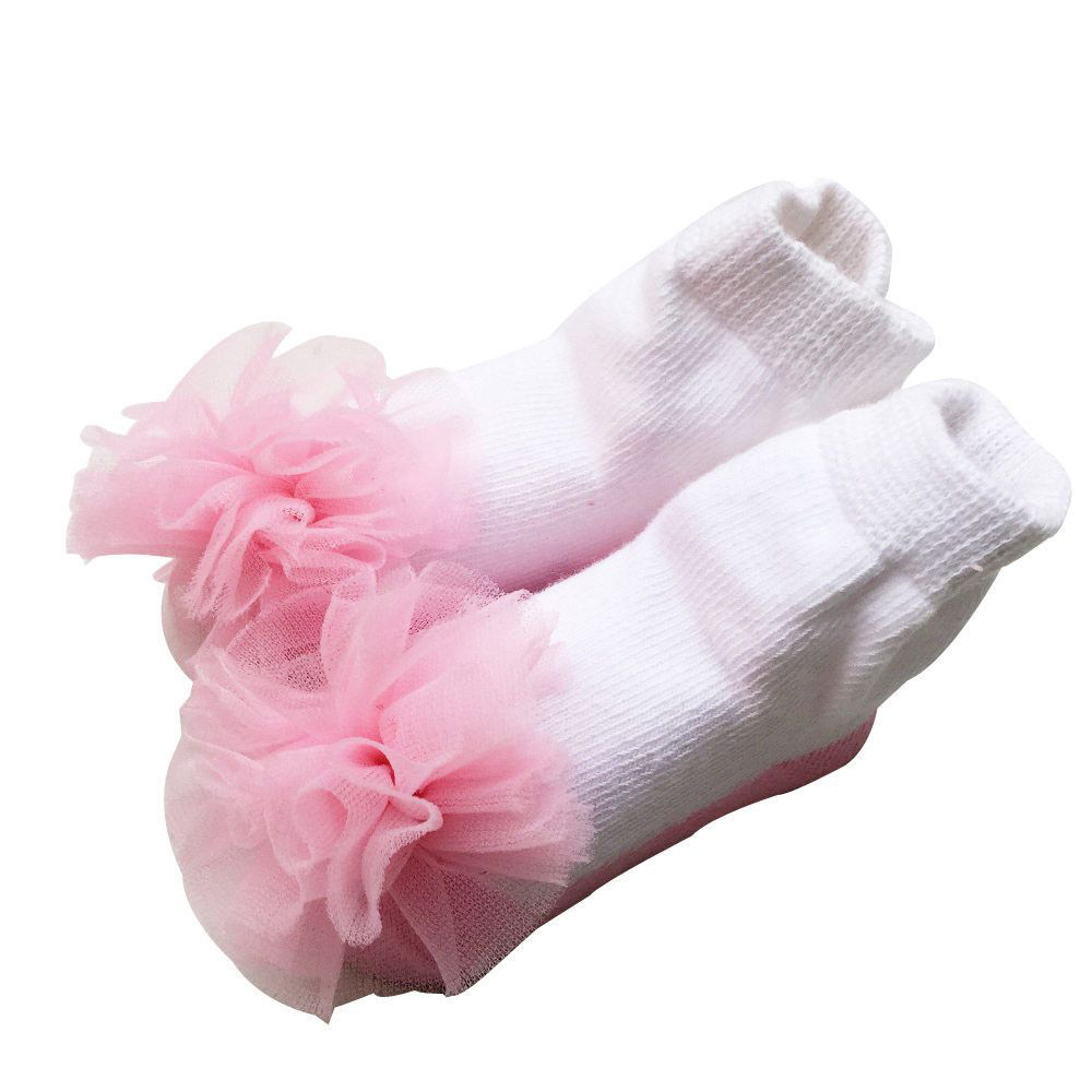 Baby Socks Infant for Girls Newborns Princess Holiday Birthday Gifts Fashion 0-12 Months