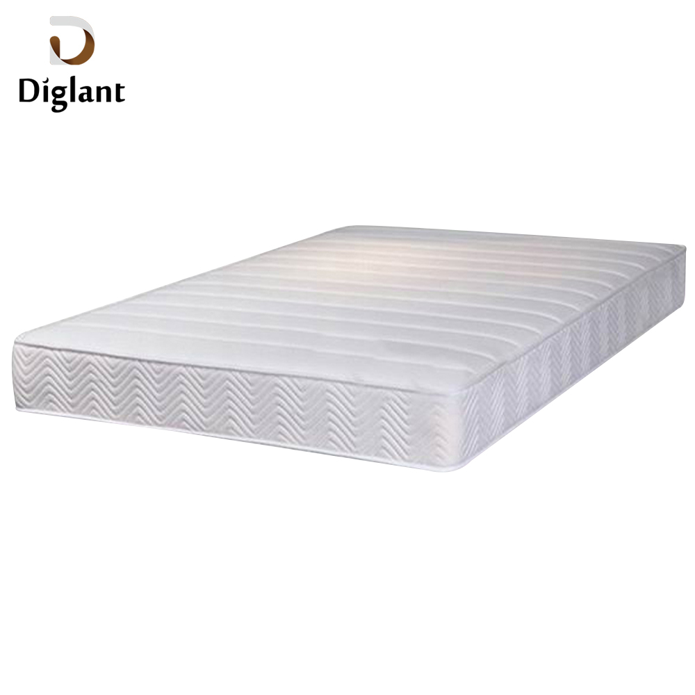 Diglant A5-D4 Ultra firm coconut coir china fiber bonnell bedroom hybrid foam spring mattress - Jozy Mattress | Jozy.net