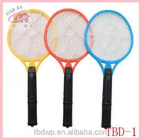 Hot selling electric mosquito swatter killer racket