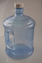 2014 new products 2 gallon water Bottles with handle