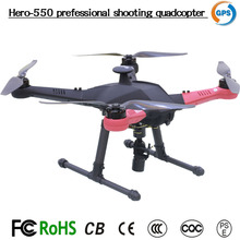 2016 Best Performance Hero-550 the smallest quadcopter wholesale