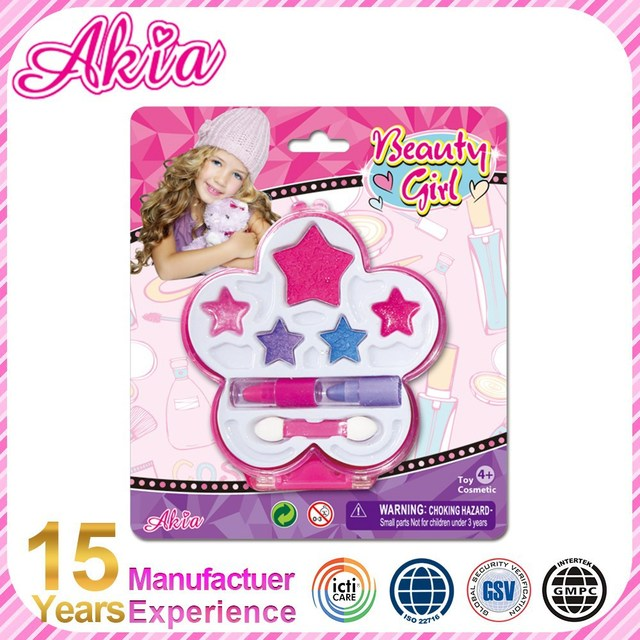 Manufacturing Companies En71 Tested Kid Makeup Toy Chinese Cosmetics
