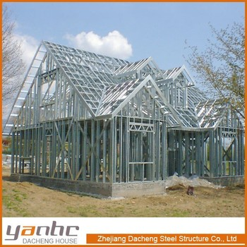 Light Steel Frame House - Villa