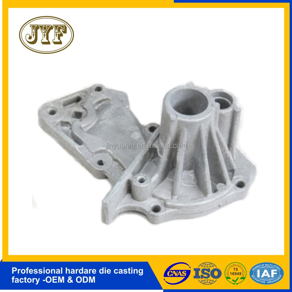 Professional factory custom aluminum die casting auto parts for geely auto parts