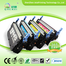 Top quality reman Q6470A/Q6471A/Q6472A/Q6473A conpatible color toner cartridge for HP color Laser Jet 3600 shenzhen factory
