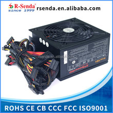 300W 400W 450W 500W ATX desktop connection and DC Output Type pc power supply
