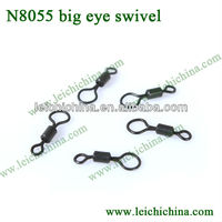 wholesake carp fishing terminal tackle big eye swivel