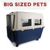 cheapest metal pet house