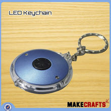 LK-Aj(82) 2013 Hot Selling Craft Gift mini solar led keychain light colorful for your option