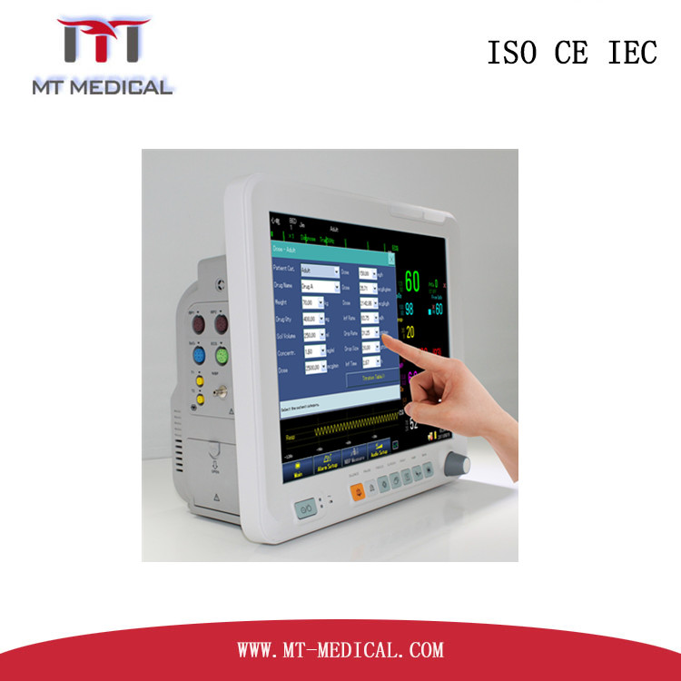China! High performance cost multiparameter patient monitor on sale.