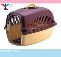 Flight Dog Cage With Steel Door / Pet Dog Carrier/ Pet Dog Supplies