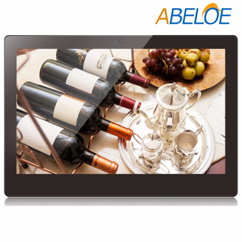 POE android tablet 11.6 inch with RJ45 for industrial and advertising use