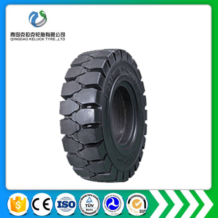 7.00-15 Industrial forklift bias tyre solid tire