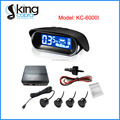 Universal Auto LCD Display Voltage Car Parking Sensor System