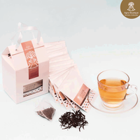 Taiwan Sun Moon Lake Red Jade Type of Black Tea Bags Dip
