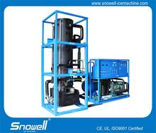 High Production Ice Tube Machine for Cooling Drinks and Seafood Preservation 10ton per day