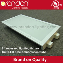 UL cUL fluorescent spring clips LED recessed lighting (MX866)