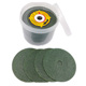 abrasive wheel tools 4'' metal cutting disc
