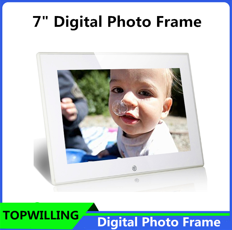 Cheap Price 7 inch Portable Multi-Function Digital Photo Frame