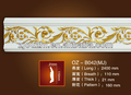 Carved panel moulding/PU crown moulding for Home&Interior material