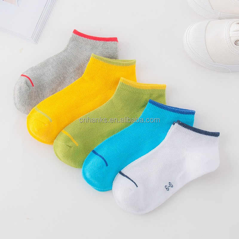 Children ankle socks summer socks