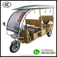 Battery Operated Auto Rickshaw Manufacturers