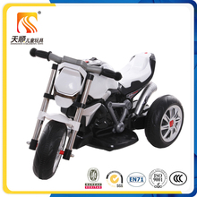 New model fashion design plastic kids ride on motorbike electric for sale