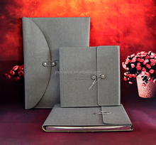 High quality Leather photo album cover