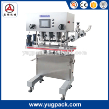 high density gel filling and capping machine