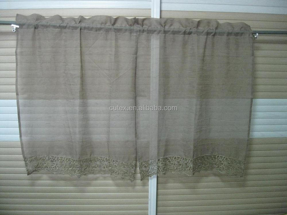 unique kitchen curtains
