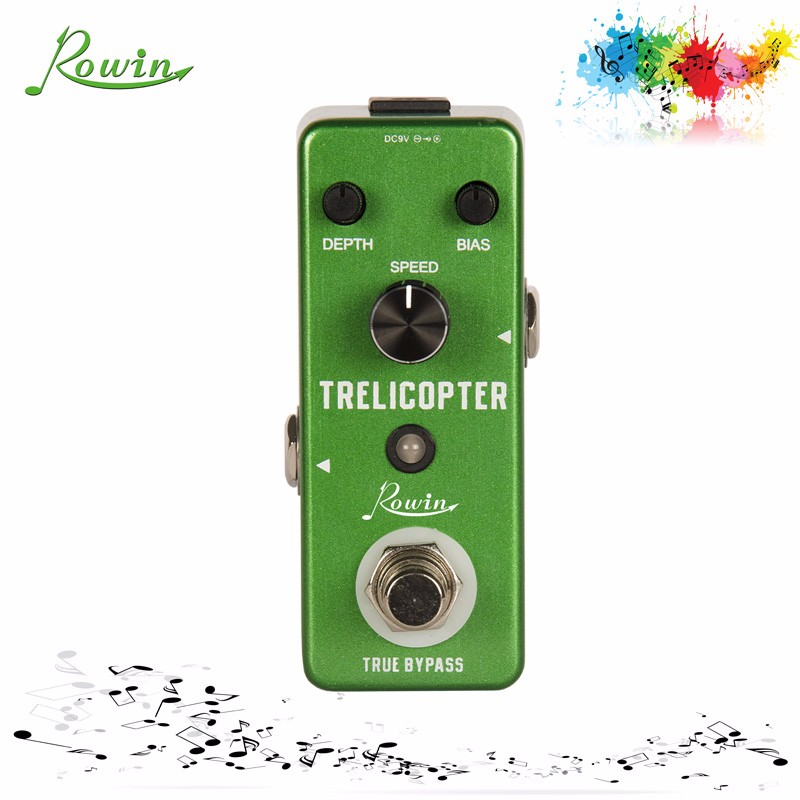 Trelicopter guitar pedal musical instruments LEF-327 effects pedal for electric guitar