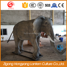 Outdoor high quality zoo animal animatronic model for sale