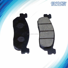 motorcycle brake pads JY110 for sale,Motorcycle front Brake Pad Set
