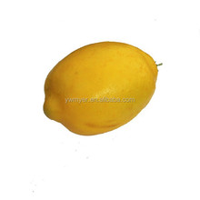 80mm artificial decorative polyfoam carambola fruit