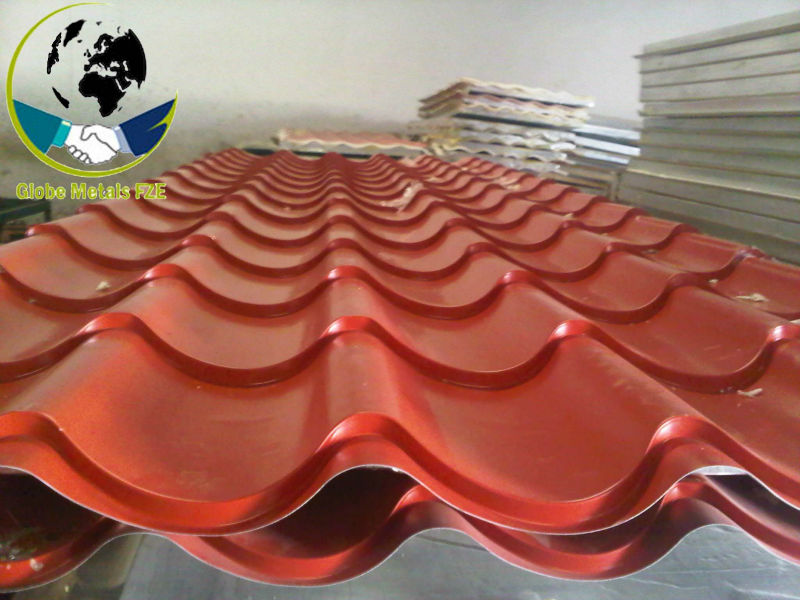 Steel Roofing Sheet / GI Corrugated Sheet in Dubai , Abu Dhabi