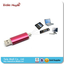 Real capacity 4GB 8GB 16GB 32GB 64GB Smart Phone Tablet USB Flash Drive pen drive OTG external storage micro usb drive memory