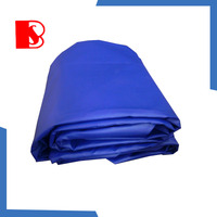 factory supplier 1000D*1000D customize UV -treated PVC coated tarpaulin canvas tarpaulin oilcloth garden seat pool cover