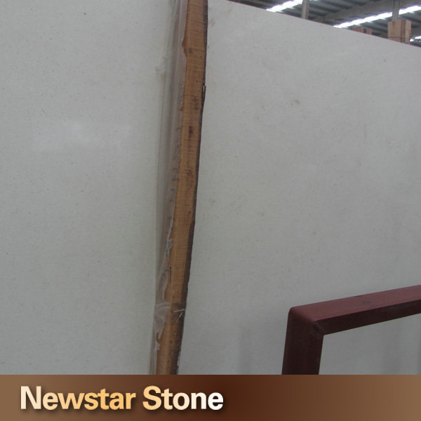 Newstar light beige limestone White Lime Stone in China