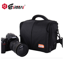Waterproof Anti-shock DSLR SLR Camera Case Bag with Extra Rain Cover for Nikon D3400,D3200,D3300, D5600...