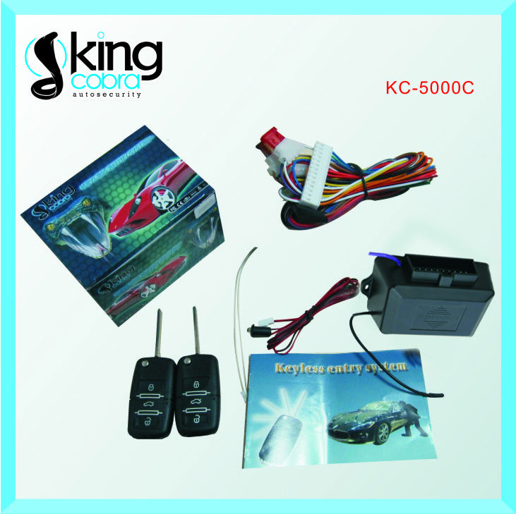 cheapest car keyless entry system with trunk release function